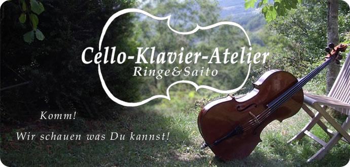 Cello-Klavier-Atelier